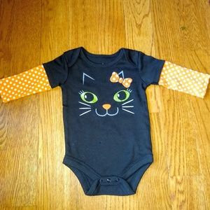 Other - 🌠4For20$🌠Halloween 0-3m onesie